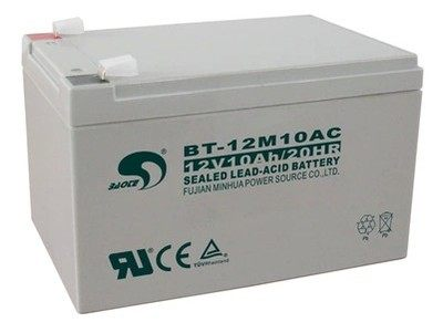 Dorset valve-controlled maintenance-free lead-acid battery BT-12M10AC/12V10AH emergency light battery