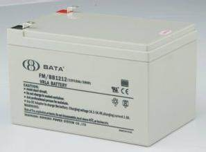 Shanghai Hongbei BABY battery FM/BB1212 (12V12AH/20HR) Hongbei lead-acid battery 12AH
