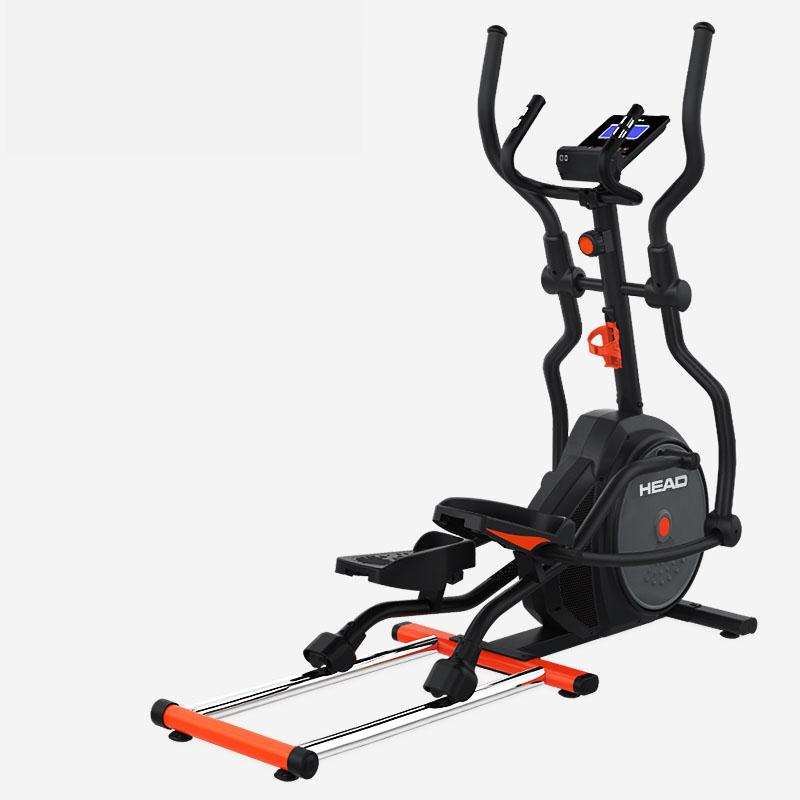 欧洲HEAD 椭圆机豪华 家商用 磁控静音室内 健身器材 太空漫步机