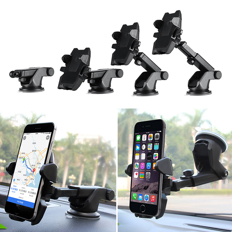 Car supplies car phone holder navigation seat in the control Table front glass sucker mobile phone holder