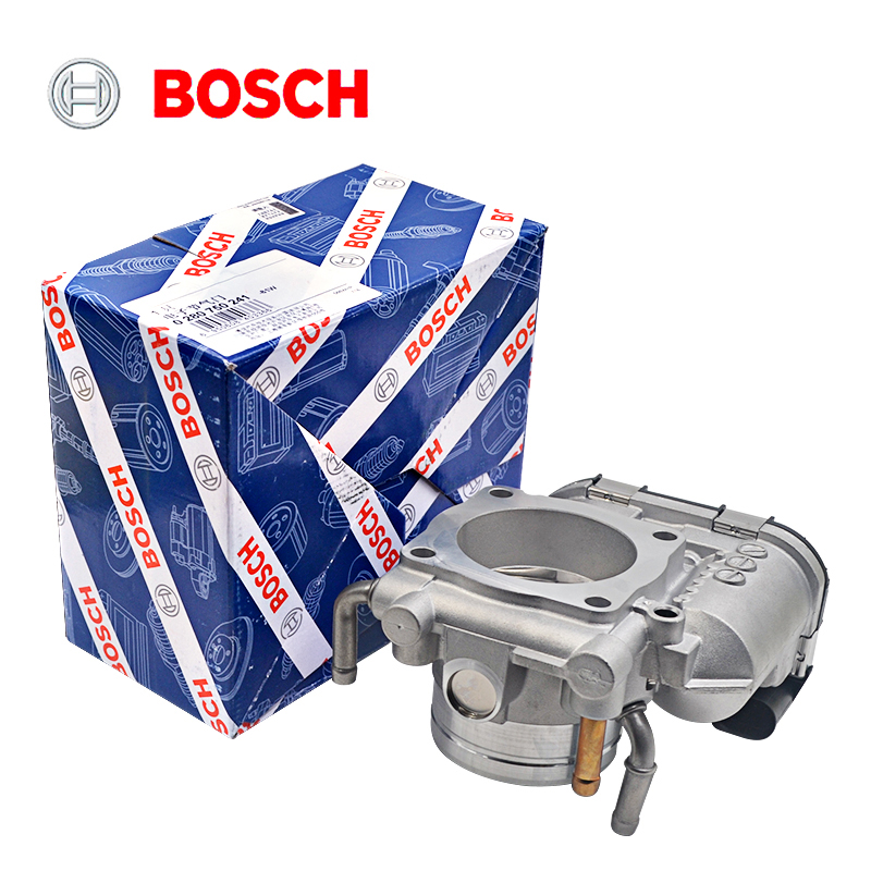 Bosch throttle assembly for Volkswagen Santana 3000 4000 Chi Jun PU sangzi  electronic throttle body
