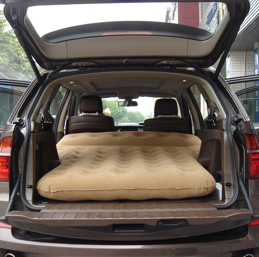 Found 4 car inflatable bed Range Rover Car Rear travel bed ...