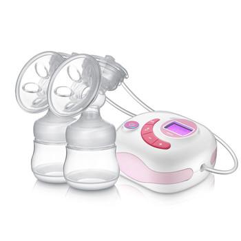 优合电动便携双边吸奶器