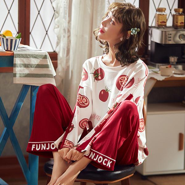 【新观兰】纯棉睡衣家居服两件套