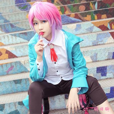 taobao agent cosonsen Division Rap Battle DRB Yimura Ranshu cosplay costume