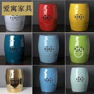 Продаётся напрямую с завода китайский стиль керамика стул сад пирс комнатный барабан табуретка на открытом воздухе керамика стул мягкий наряд поменять обувь, цена 4249 руб