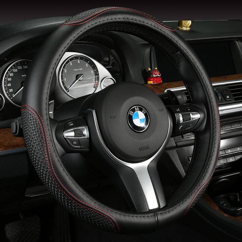 老款BYD比亚迪F3/F6/L3专用皮免手缝全包幅方向盘套四季汽车把套