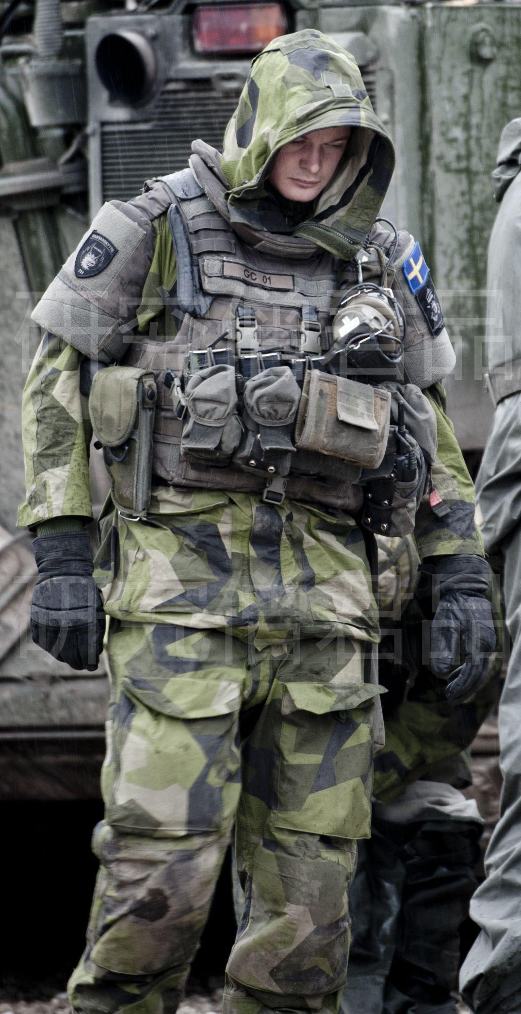 Швейцарский код M90 геометрия камуфляж GTX куртка мораль армия PRAKA английский армия SMOCK сша ECWCS M65 ветровка