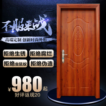 304 stainless steel room door indoor door bedroom door