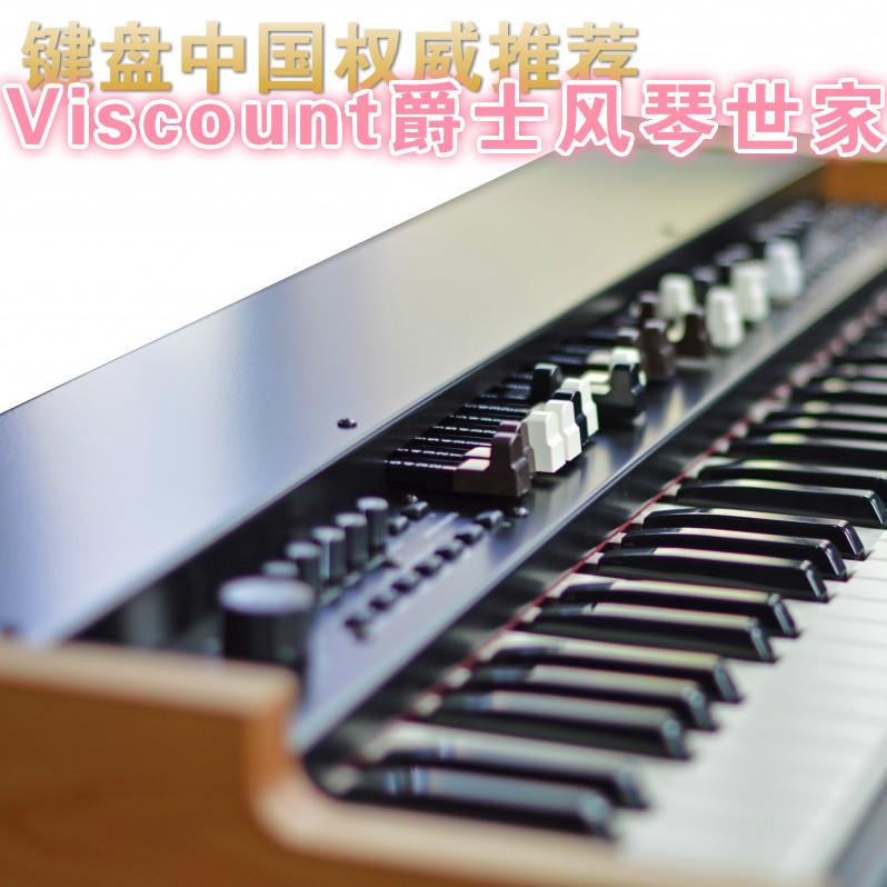 【Ye Yayi】Легенда виконта один Строковый / двухрядный чистый тональный джазовый орган