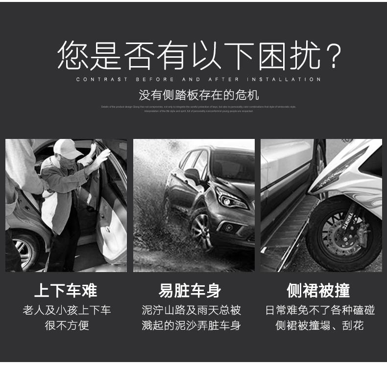 Bệ bước chân Subaru Forester 2019-2020 - ảnh 3