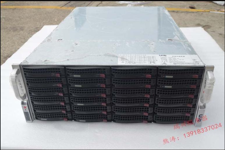 Chenbro 12 16 24 45-bit 4U server chassis 2011 hot