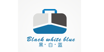 Black white blue/黑·白·蓝
