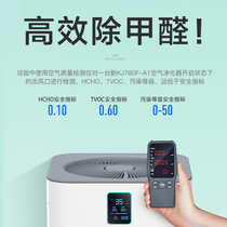 Super Large card value Air purifier household formaldehyde removal decoration