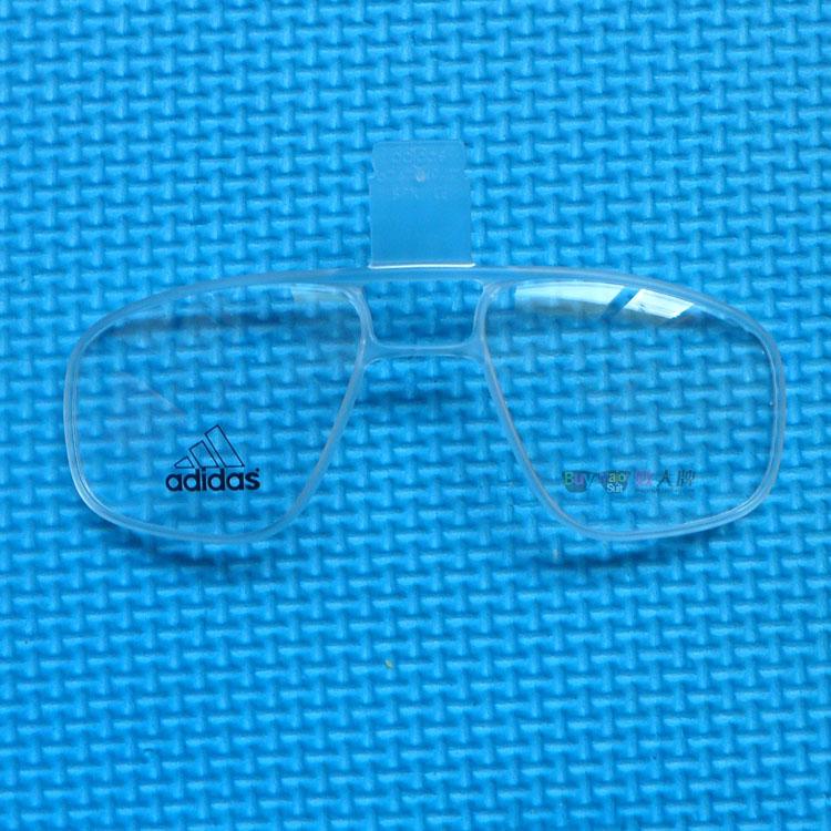 Очки Счетчик лицензированный адидас a747/00 5648 Адидас солнцезащитные очки id2, которое выделенного миопии вставками