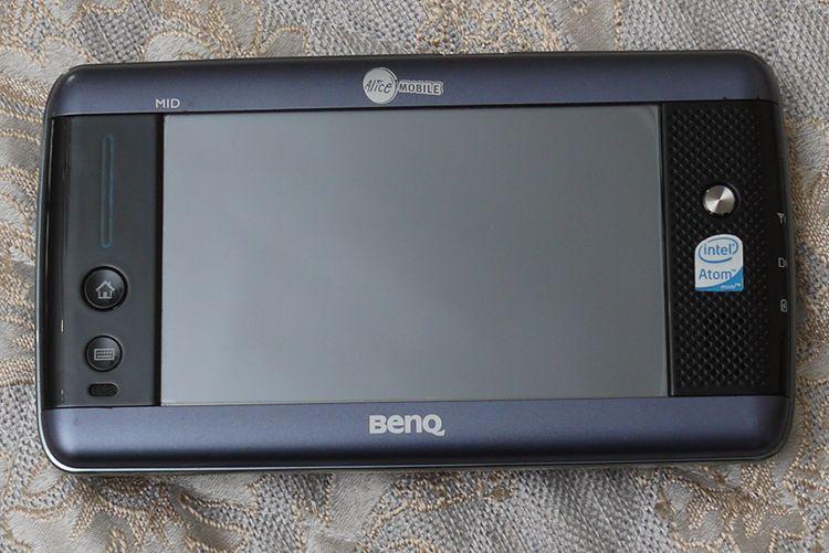 明基 超便携电脑 UMPC、摩奇 游戏手机、移动硬盘。。。