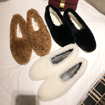 sheii Su Yin Yin feedback new flat sheepskin