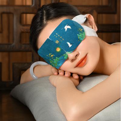 蒸汽眼罩热敷缓解眼疲劳发热眼睛罩去黑眼圈睡眠睡觉遮光女护眼贴