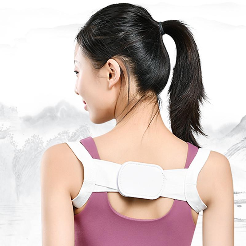 驼背矫正器女成年隐形矫姿防驼儿童改善背部神器脊椎纠正带男专用