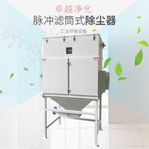Bag Dust collector equipment industrial environmental protection dust Removal equipment single-machine pulse