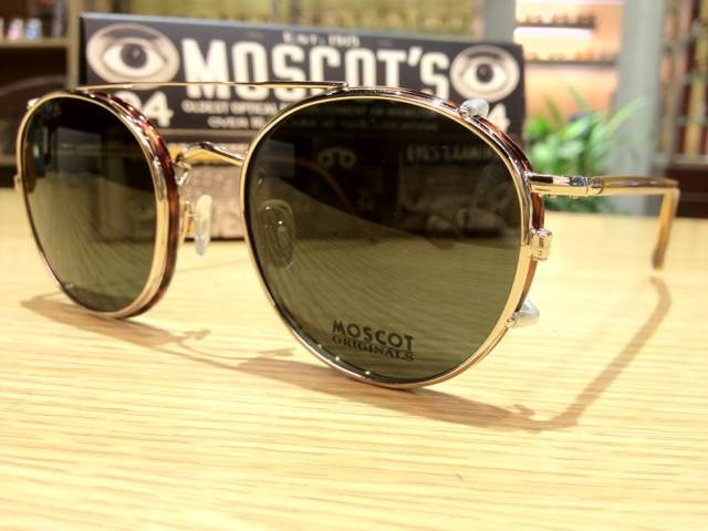 d86230a701 Ueno authorized genuine MOSCOT adaptation ZEV clip Tong Liya ...