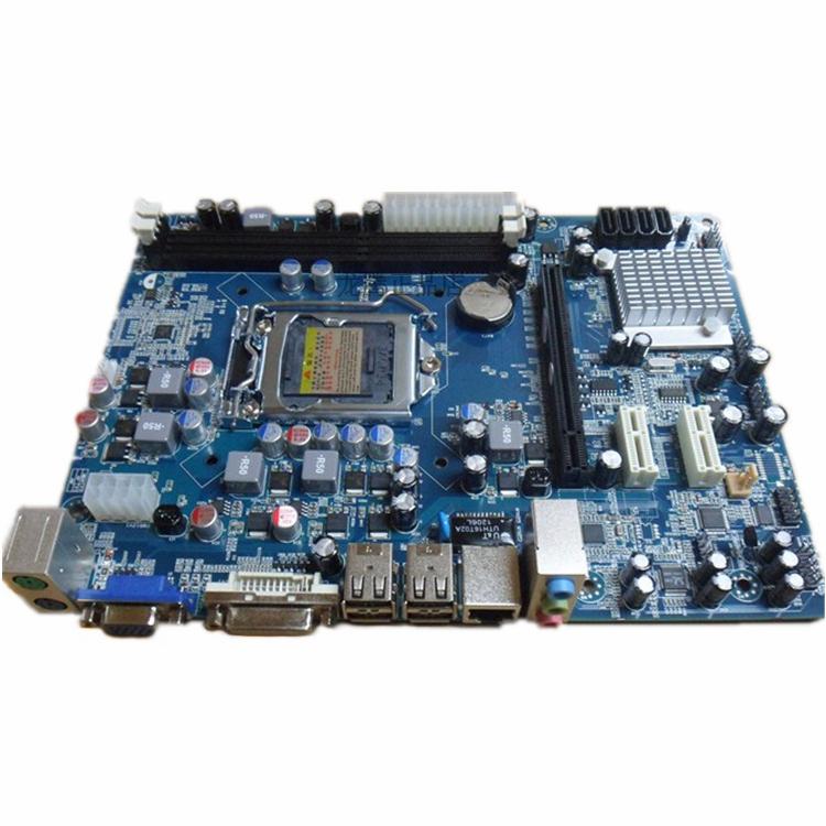 Орел победа материнская плата Intel H61/1155/DDR3 группа VGA DVI 2013 новый поддерживать новый C кожзаменитель