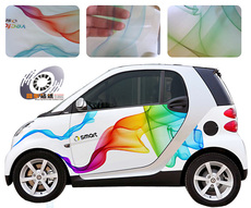 автоаксессуар Newkon Car Art Stickers Smart