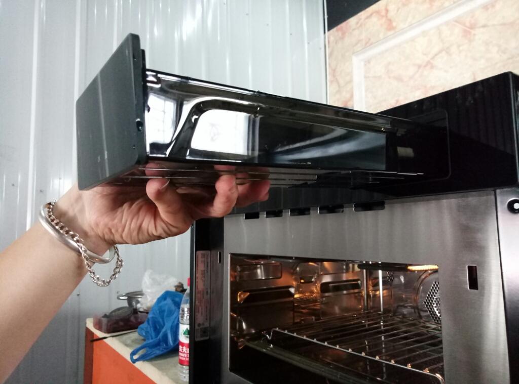 点击查看Midea/美的TQN34FBJ-SA烤箱使用评价怎么样?评测说说美的TQN34FBJ-SA好不好用