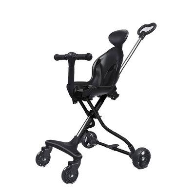 sobella儿童溜娃神器手推车 宝宝轻便可折叠遛娃神器简易婴儿推车