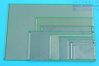 Один спрей олово доска зеленый масло стекловолокно универсальный PCB универсальный доска туннель доска 5x7cm/7x9/9*15/20x30cm
