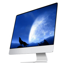 Super thin desktop integrated computer 20-27 inch i3i5i7 quad core display