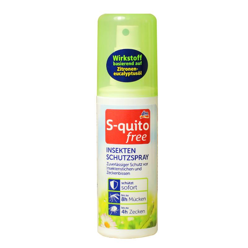 insektenschutz spray dm