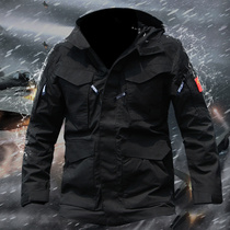 Autumn and Winter American Army edition M65 windbreaker Army fan field coat Tactical Wind