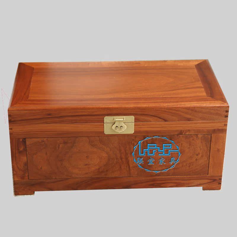香樟木箱子 衣箱 红樟木箱 樟木箱 实木画箱 老樟木箱子 老料整板