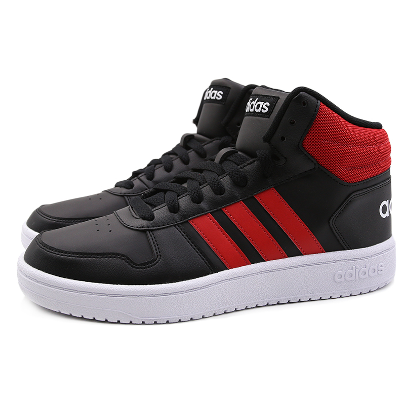 d82715e5e7ab28 ... free shipping adidas adidas neo mens shoes 2018 winter new sports shoes  high shoes adi casual