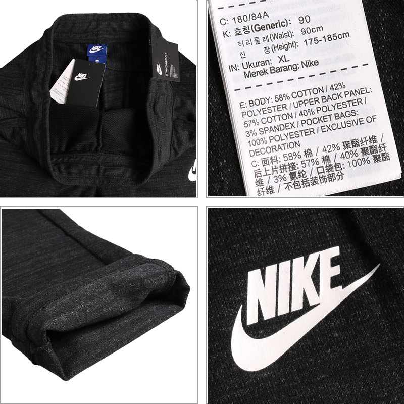 Nike Nike Sports Suit Men 2019 New Large Size Thin Knit Jacket