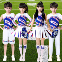 Children cheerleading outfit