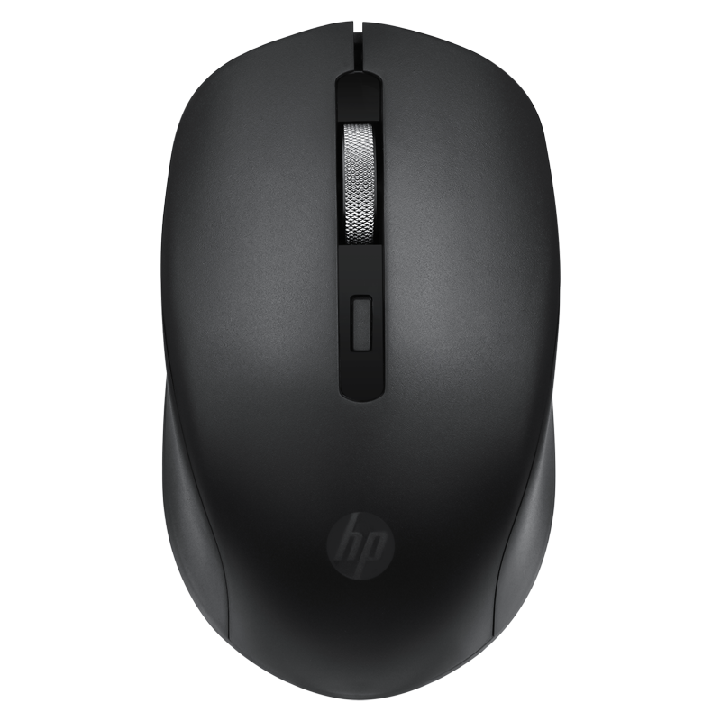 HP/HP Bluetooth dual-mode wireless mouse boys and girls cute unlimited office general game mouse red blue business metal suitable for Apple laptop portable Malaysia