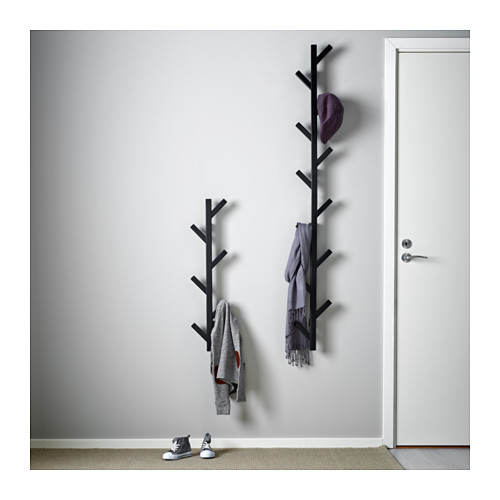 usd figure sieger hanging hooks coat hat rack hanger hall door after the wall ikea ikea. Black Bedroom Furniture Sets. Home Design Ideas
