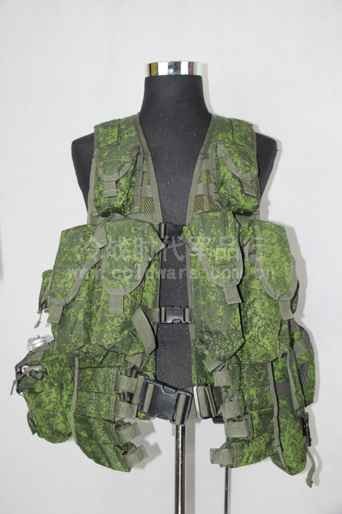 0e9bf3f408a7 Russian Russian army fan 6sh116 combat harness EMR camouflage ...