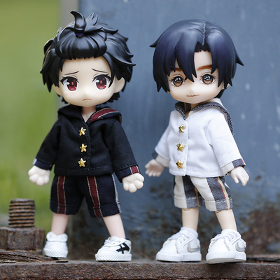 taobao agent ob11 baby clothes GSC clay BODY9 YMY DDF little trouble body MPLLY BJD can wear sailor suit