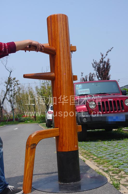 印尼菠萝格红木木人桩 Ruaisen㊣高档收藏级本色木人桩
