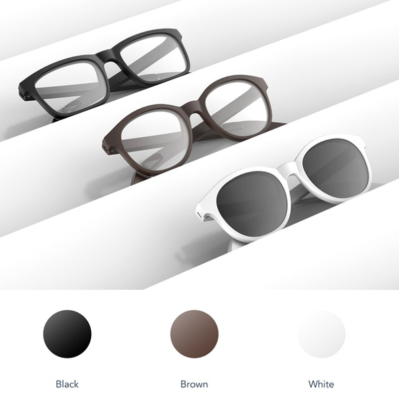 Pre-sale) Vue smart glasses bone conduction sound motion tracking wireless  charging Bluetooth connection smart glasses