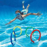 Детские Водные игрушки, уроки плавания, дайвинг кольцо мужские и женские детские Плавательные принадлежности