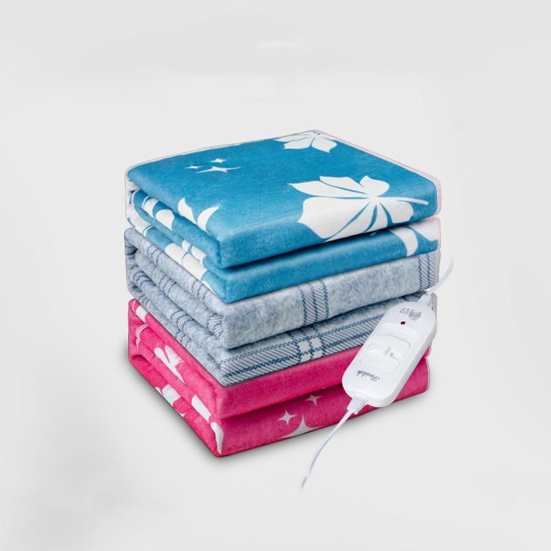 南极人水暖电热毯双人水循环单人炕家用双控调温水热毯安全电褥子