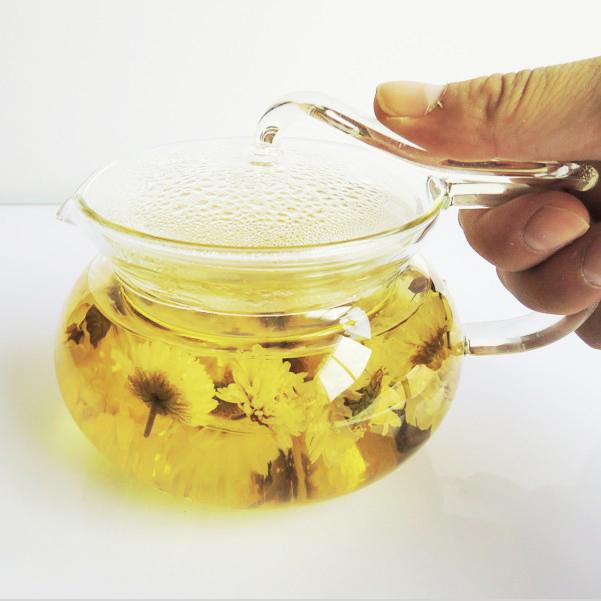 Заварочный чайник Pyrex стекла чайный набор чайник горшок цветочный горшок фильтр ручной давления чайник приготовленный японский стиль чайник