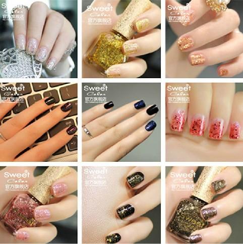 Màu sơn móng tay thân thiện với môi trường Ice Love Planet Miss You Yin Enhui với cùng một đoạn 2 chai - Sơn móng tay / Móng tay và móng chân
