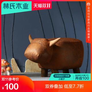 Табуретки,  Лес клан дерево промышленность дети стул животное творческий небольшой мультфильм доска табуретка домой дерево ступня поменять обувь стул LS084, цена 2242 руб