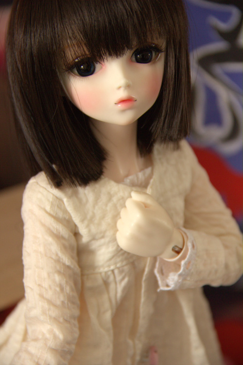 Cherry Castle 1/4 size girl doll [Qianxiaxi]