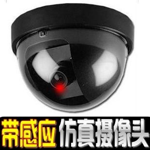 Камера с моделированием процесса слежения Три короны/моделирования поддельные веб-камеры камеры моделирование полушария симуляции больших индукции грабитель монитора